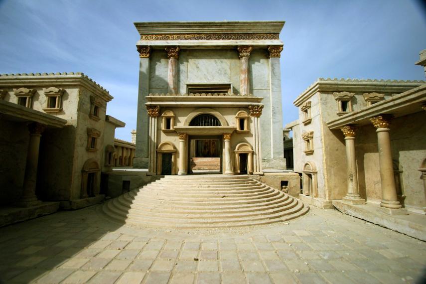 jødisk tempel